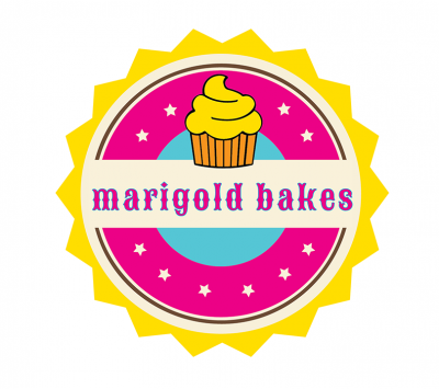 Marigold Bakes, USA, Logo Design by Ideasaur Creative