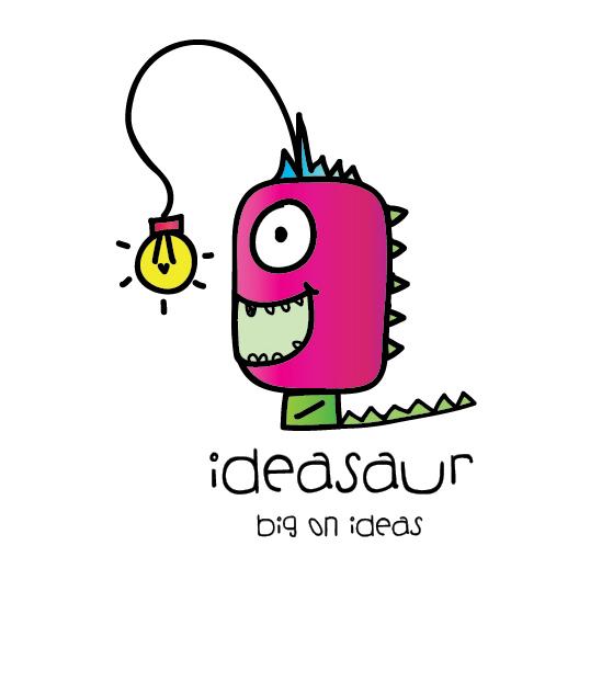 ideasaur logo