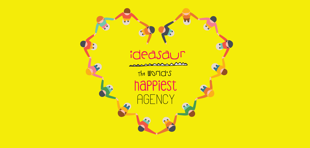 Ideasaur best happiest agency in Bangalore