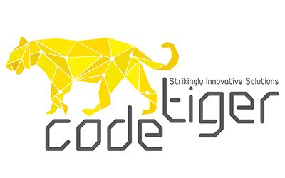 code tiger logo