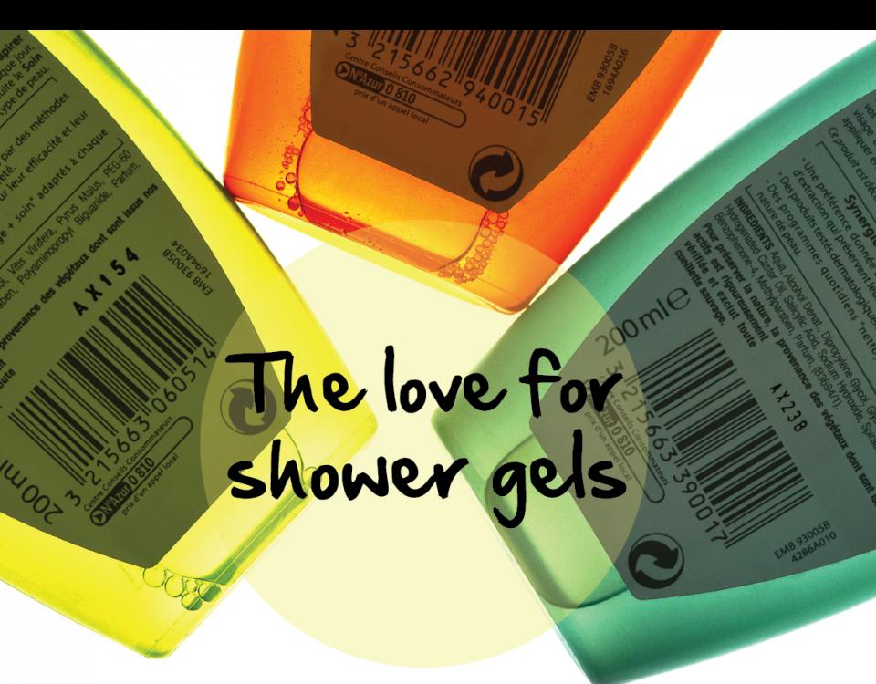 showergels