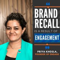 Priya - Brand Recall Quote